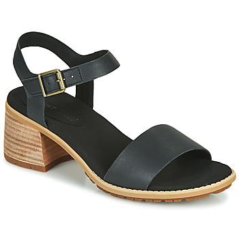 Schoenen Dames Sandalen / Open schoenen Timberland LAGUNA SHORE MID HEEL Zwart