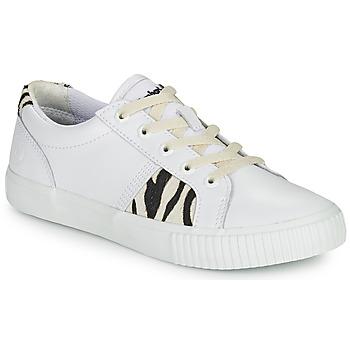 Schoenen Dames Lage sneakers Timberland SKYLA BAY OXFORD Wit