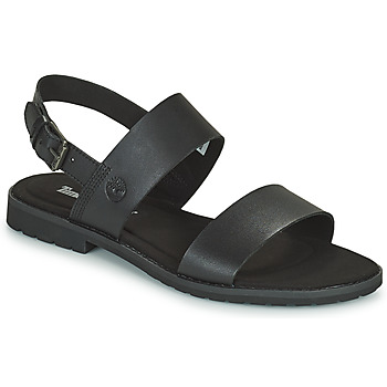 Schoenen Dames Sandalen / Open schoenen Timberland CHICAGO RIVERSIDE 2 BAND Zwart