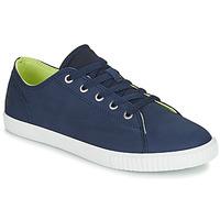 Schoenen Kinderen Lage sneakers Timberland NEWPORT BAY LEATHER OX Blauw