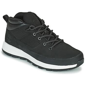Schoenen Heren Lage sneakers Timberland SPRINT TREKKER SUPER OX Zwart