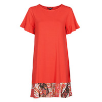 Textiel Dames Korte jurken Desigual KALI Rood