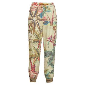Textiel Dames Losse broeken / Harembroeken Desigual TOUCHE Beige