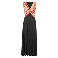 Textiel Dames Lange jurken Desigual YAKARTA Zwart