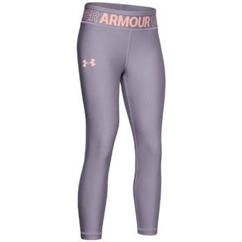 Textiel Meisjes Leggings Under Armour HG Ankle Crop K Gris