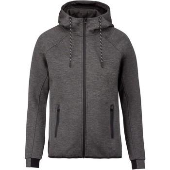 Textiel Heren Sweaters / Sweatshirts Proact PA358 Diepgrijze heide