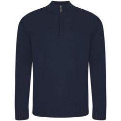 Textiel Heren Sweaters / Sweatshirts Ecologie EA061 Marine
