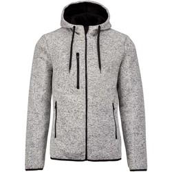 Textiel Heren Sweaters / Sweatshirts Proact PA365 Lichtgrijs Melange
