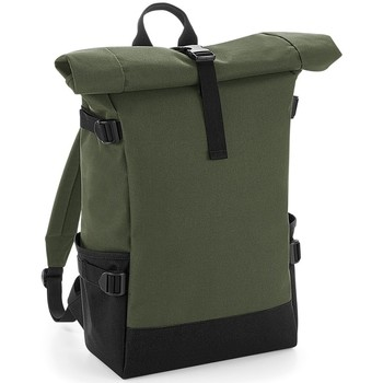 Tassen Rugzakken Bagbase BG858 Olijf/Zwart