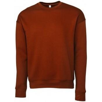 Textiel Sweaters / Sweatshirts Bella + Canvas BE045 Baksteen