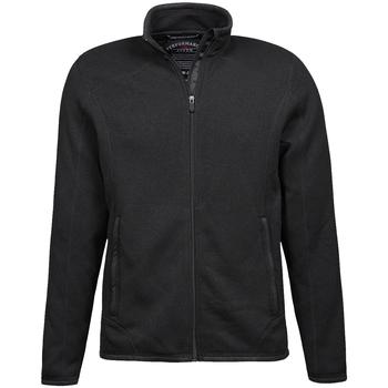 Textiel Heren Fleece Tee Jays T9615 Zwart