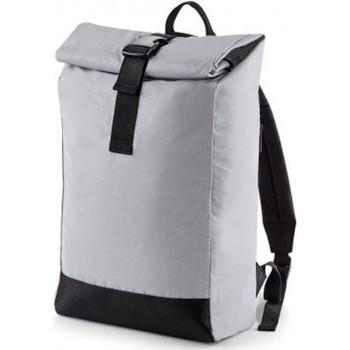 Tassen Rugzakken Bagbase BG138 Zilver Reflecterend