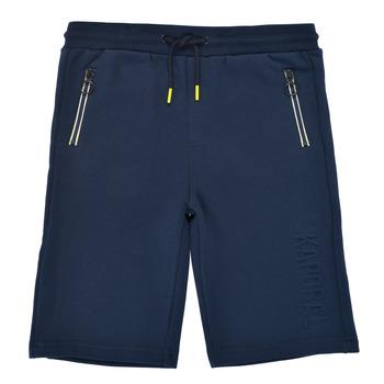 Textiel Jongens Korte broeken / Bermuda's Kaporal MATYS Marine