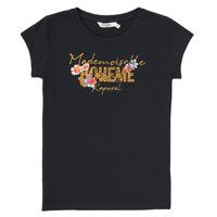 Textiel Jongens T-shirts korte mouwen Kaporal ELISA Zwart