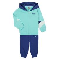 Textiel Jongens Setjes Puma BB MINICATS REBEL Blauw