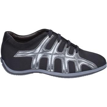 Schoenen Dames Sneakers Hogan Baskets BK587 Noir