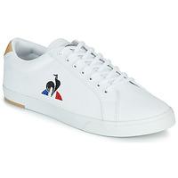Schoenen Heren Lage sneakers Le Coq Sportif VERDON II Wit / Brown