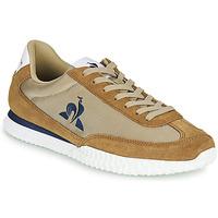 Schoenen Heren Lage sneakers Le Coq Sportif VELOCE Brown / Blauw
