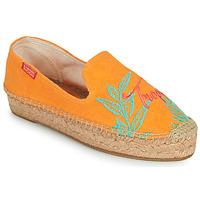 Schoenen Dames Espadrilles Banana Moon VERAO Orange