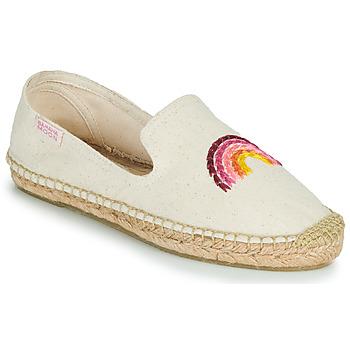 Schoenen Dames Espadrilles Banana Moon THAIS MAWERA Beige