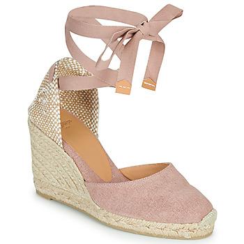 Schoenen Dames Sandalen / Open schoenen Castaner CARINA Roze