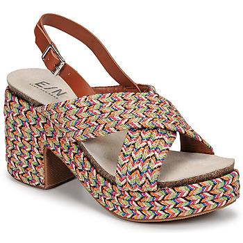 Schoenen Dames Sandalen / Open schoenen Elue par nous JOMARIN Beige
