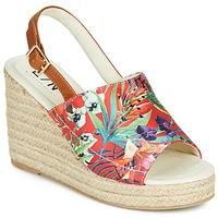Schoenen Dames Sandalen / Open schoenen Elue par nous JOTTA Rood
