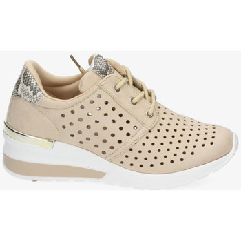 Schoenen Dames Lage sneakers Aclys A120-04-01 Brown