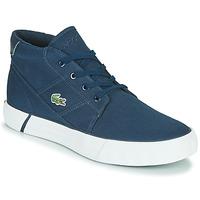Schoenen Heren Lage sneakers Lacoste GRIPSHOT CHUKKA 07211 CMA Marine