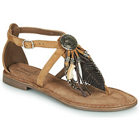 Schoenen Dames Sandalen / Open schoenen Metamorf'Ose JALAP Beige
