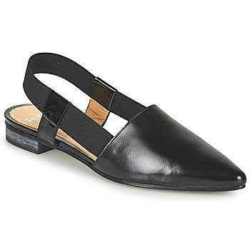 Schoenen Dames Sandalen / Open schoenen Perlato 11003-JAMAICA-VERNIS-NOIR Zwart