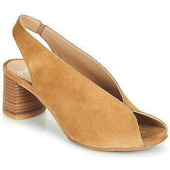 Schoenen Dames Sandalen / Open schoenen Perlato 11803-CAM-CAMEL  camel