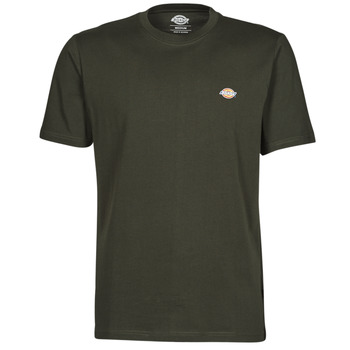 Textiel Heren T-shirts korte mouwen Dickies MAPLETON Kaki
