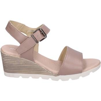 Schoenen Dames Sandalen / Open schoenen Rizzoli Sandali Pelle Beige