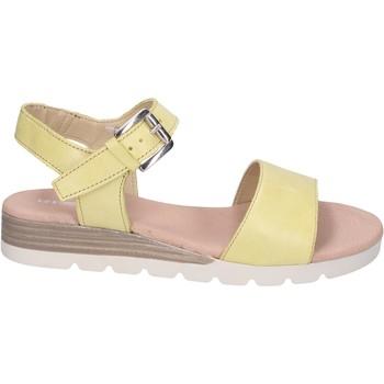 Schoenen Dames Sandalen / Open schoenen Rizzoli Sandali Pelle Giallo