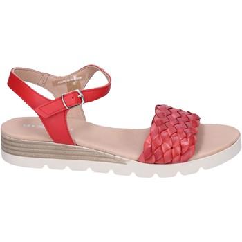 Schoenen Dames Sandalen / Open schoenen Rizzoli Sandali Pelle Rosso