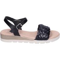 Schoenen Dames Sandalen / Open schoenen Rizzoli Sandali Pelle Nero