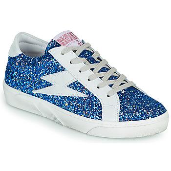 Schoenen Dames Lage sneakers Semerdjian OSLO Blauw