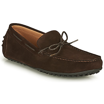Schoenen Heren Mocassins Brett & Sons CHATAINE Brown