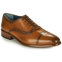 Schoenen Heren Derby Brett & Sons NATHANN Brown