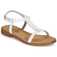 Schoenen Dames Sandalen / Open schoenen Dorking LEYLA Wit