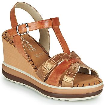 Schoenen Dames Sandalen / Open schoenen Dorking TOTEM Brown