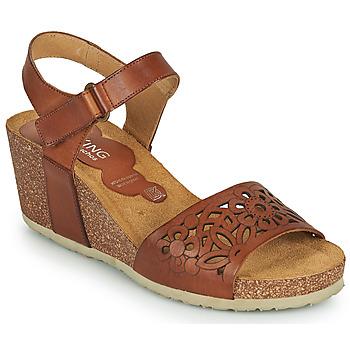 Schoenen Dames Sandalen / Open schoenen Dorking PALMA Brown