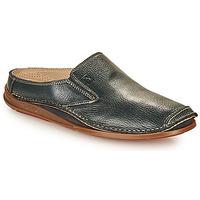 Schoenen Heren Leren slippers Fluchos NAUTILUS Marine