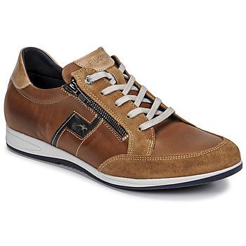 Schoenen Heren Lage sneakers Fluchos 0207-AFELPADO-CAMEL Brown