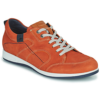 Schoenen Heren Lage sneakers Fluchos 9734-CRETA-CUERO Brown