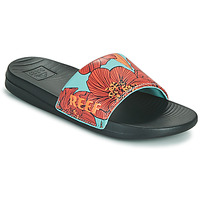 Schoenen Dames Slippers Reef REEF ONE SLIDE Multicolour
