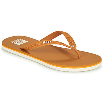 Schoenen Heren Slippers Reef REEF SEASIDE Mosterd