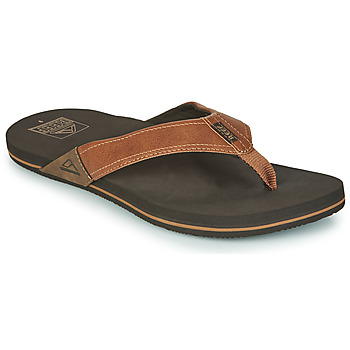 Schoenen Heren Slippers Reef REEF NEWPORT Brown