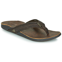 Schoenen Heren Slippers Reef REEF J-BAY III Brown